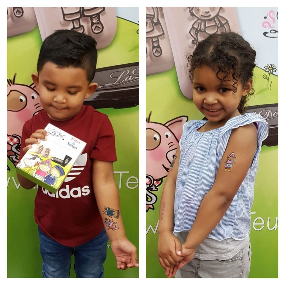 temporary tattoo fien and teur farmers
