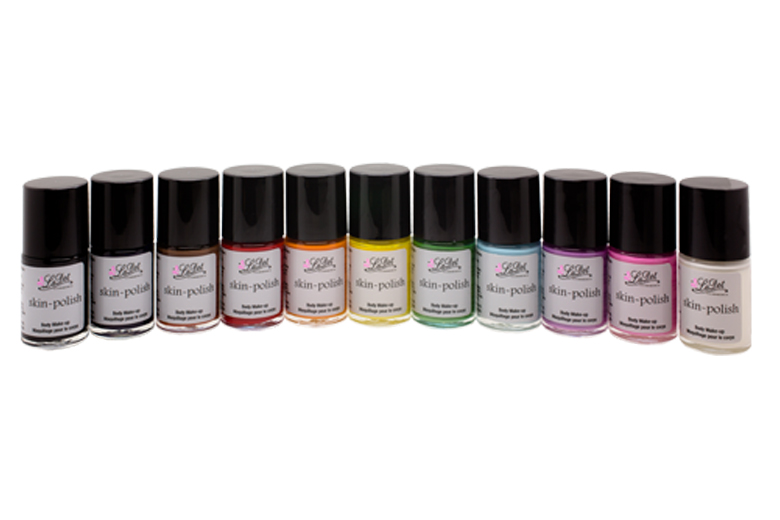 skin-polish 18 colors