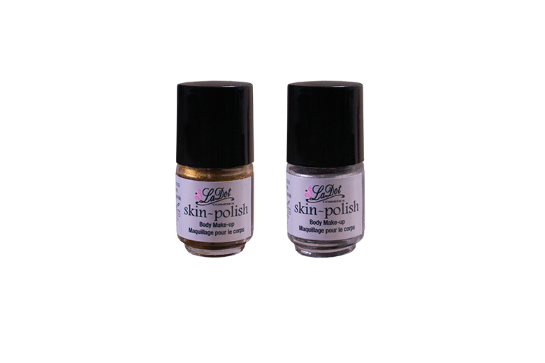 skin-polish metalic gold silver